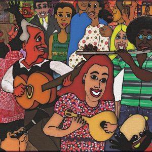 Inauguration en musique avec La Roda