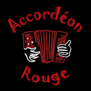 ACCORDEON ROUGE